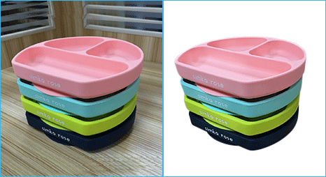 Background remove applied on inflatable-box done by-clipping path product photo editor, online photo editor or photo background editor company.
