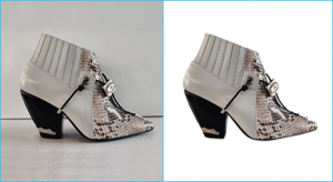 How to background removal in photoshop use the pen tool clip art make shoe photos affordable & quick remove bg done by -Clipping path Product best photo editor app.